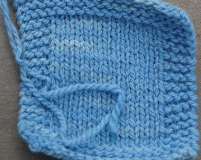 BLUE SKY Kettle Dyed 2 plyworsted weight kettle dyed soft wool yarn 230 yds per skein from our American farm