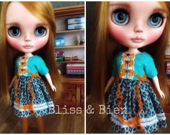 "Blythe dress ""Tulip"""