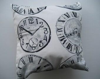 Clock Cushion Cover