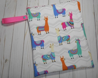 "Large Wet Bag | 11"" x 13"" 