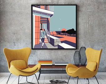 Getty Museum, Wall Art Prints, Modern Decor, Wall Decor, Wall Prints, Home Decor.