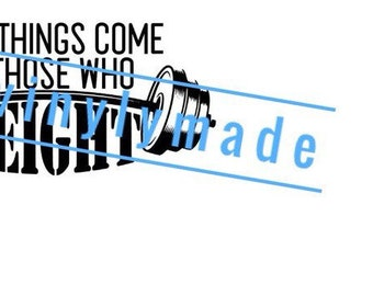 Good things come to those who weight JPEG, PNG, SVG