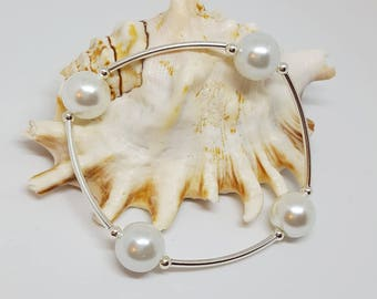 Blessing Bracelets Pearl and Semi-Precious Stones