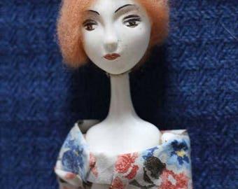 porcelain art doll bjd