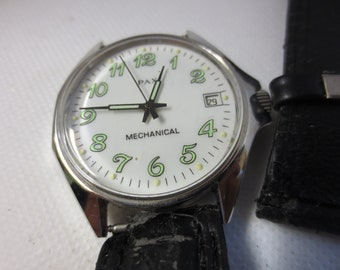PAX  French watch 1980-85