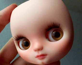 Custom commission for middie Blythe doll by *so-called blythe* - First payment