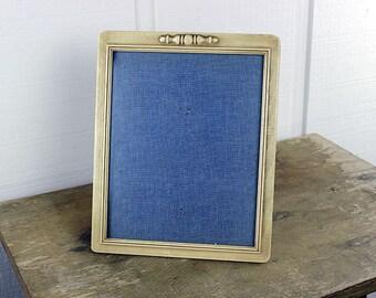 Vintage Mid Century Wood Photo Frame