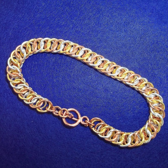 S - 183 Sofisticated chainmaille