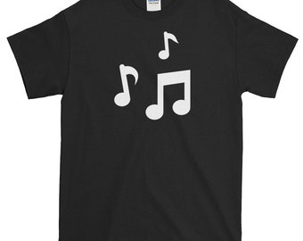 Music Notes Musical Piano Teachers Choirs Lovers T shirt