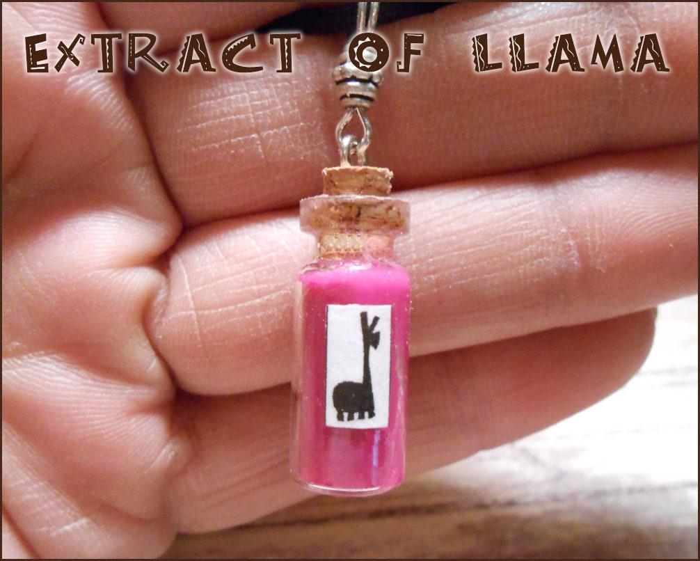 Extract of Llama Llama Extract Emperor\'s New Groove