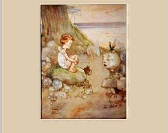 The Water Babies illustrated by Mabel Lucie Attwell