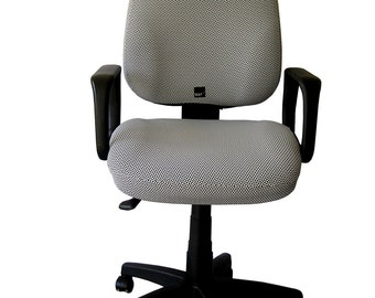 Office Chair Slipcover , one size fit all - Printed Edition, Seat x