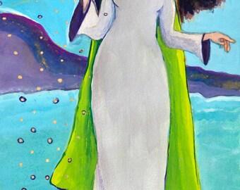 Branwen, Celtic Goddess of Love and Beauty