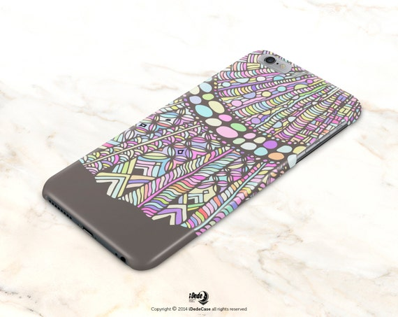 iPhone 6 Case Bohemian iPhone 6 Plus Case Shell iPhone 6s Case iPhone 5C Case iPhone 5s Case Tribal iPhone Case Note 5 Samsung S6 Case 415