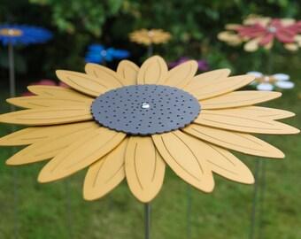 Pollination Flower Stem - Sunflower