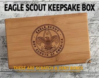 Eagle Scout Gift — SCRATCH & DENT/Slightly Irregular SALE