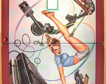 Cars - Heartbeat City (1984) Vinyl LP; You Might Think, Drive