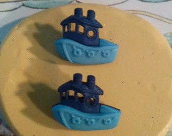Boat Flexible Silicone Mold~