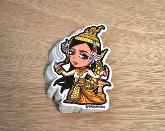 Sovann Macha (Cambodian Dancer)