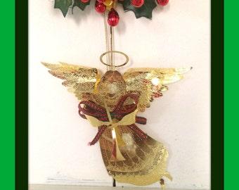 Baldwin Christmas Angel Ornament
