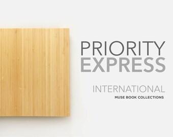 INTERNATIONAL Priority/Express mail upgrade