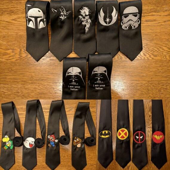 Custom Tie (Special Order)