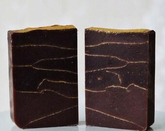 Lady Godiva Vegan Coconut Milk Soap with Kaolin Clay