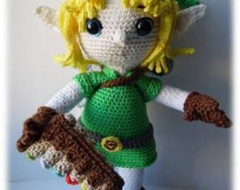 PDF tutorial of linking to crochet
