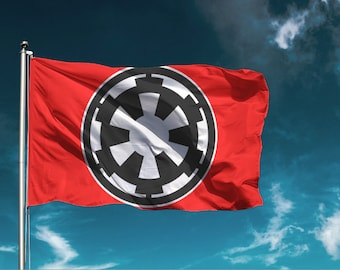 Star Wars Galactic Empire Flag 3x5' Banner