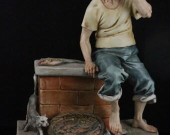 Capodimonte Tiche Figurine First Client