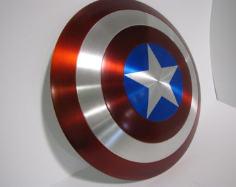 Captain America Shield - Metal Replica