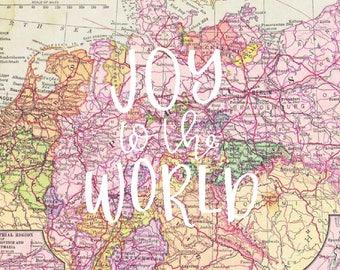 Joy to the World | Digital Print Download