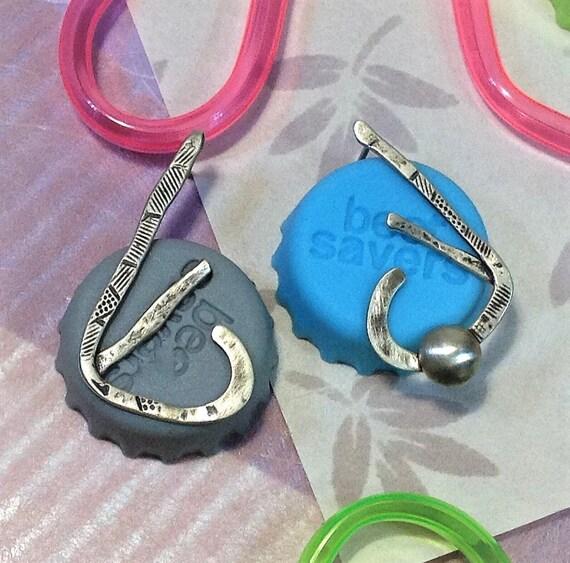 statement earrings, mismatched earrings | large dangling earrings | arty jewelry