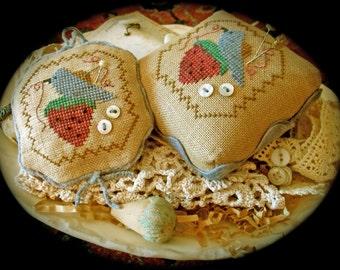 Stitching Things I ~ Cross Stitch Pattern