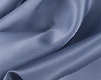 Copenhagen Silk Satin Organza, Fabric By The Yard