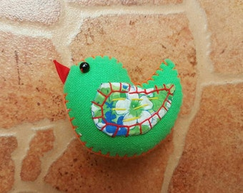 Cute Bird Handmade