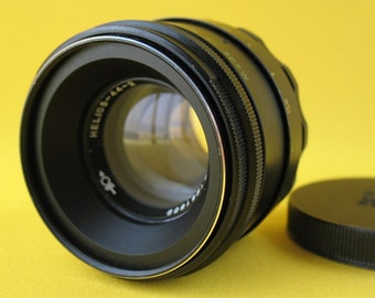 Lens HELIOS 44-2 2/58mm M42 USSR Russian Soviet For ZENIT # 81281669