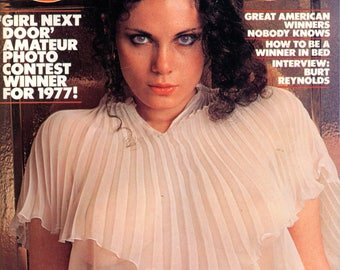 Gallery Magazine October 1977 Near Mint Condition Mature