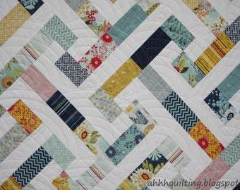 PB&J Quilt Pattern PDF