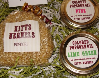 Popcorn Gift Boxes