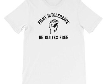 Gluten Free Gluten Intolerance Gift T-Shirt