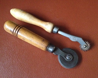 Leather Tracing Wheels Stitch Marker Tools Two Ridgely