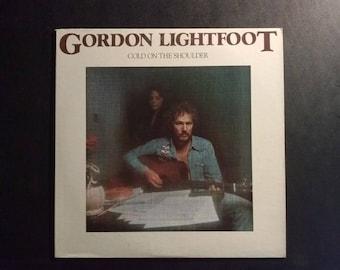Cold on the Shoulder Gordon Lightfoot 1975 Reprise LP MS 2206