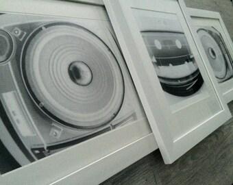 Speaker Series 'Vinatage Boombox' 002'