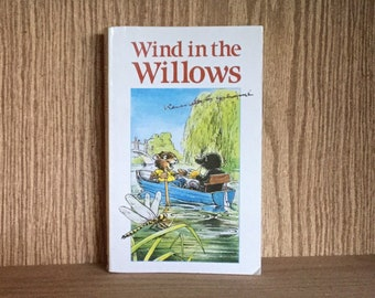Wind in the Willows, Kenneth Grahame, 1908