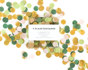 Party Confetti- Frond
