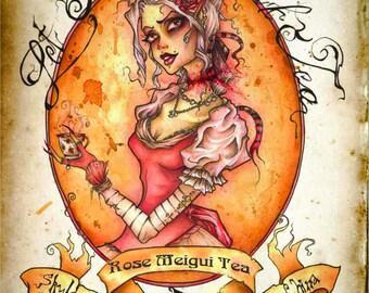 Rose Meigui Tea