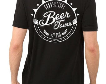 Connecticut Beer Tours T-Shirt