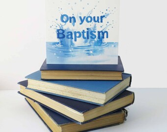 BC05 | Baptism Waters Card