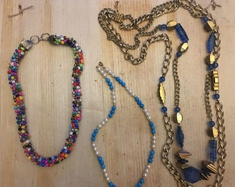 MERMAID necklace collection